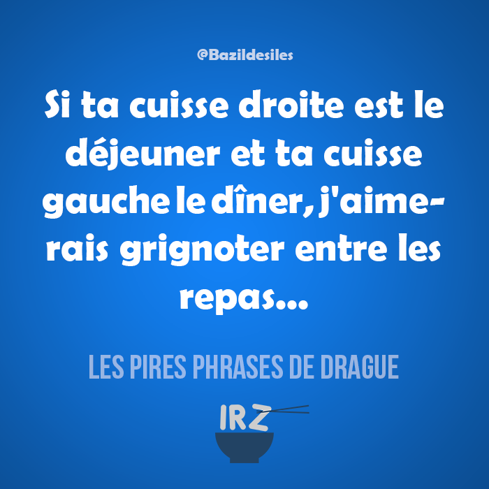 Phrase drague site de rencontre